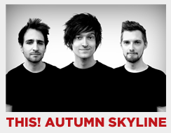 This! Autumn Skyline